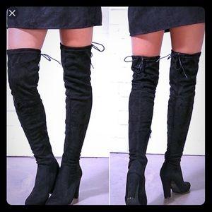 Catherine Malandrino Over the Knee Boots